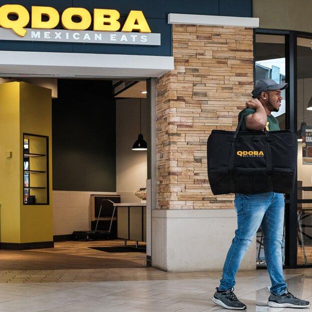 QDOBA Catering - Planning Logistics