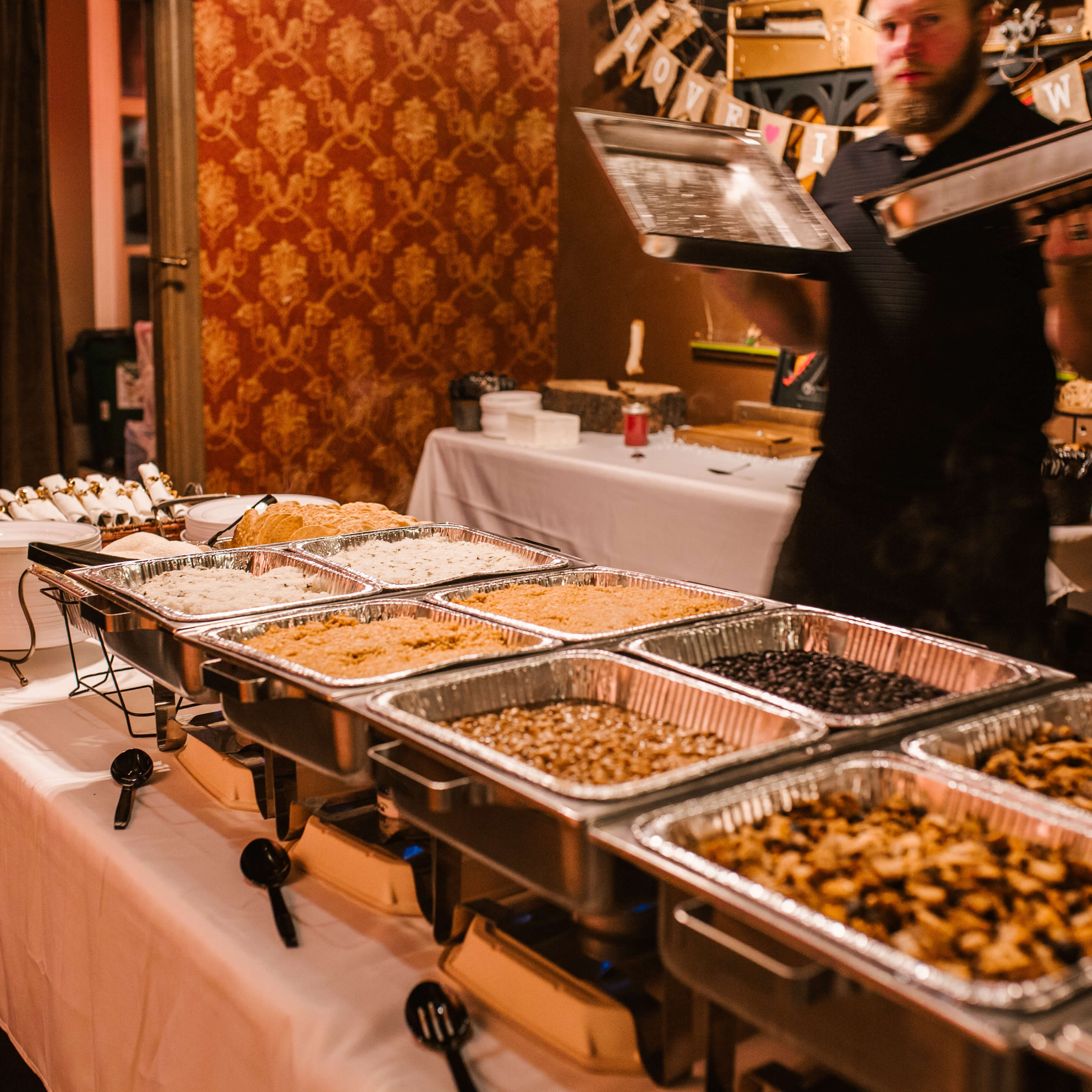 Staffing - QDOBA Catering Planning
