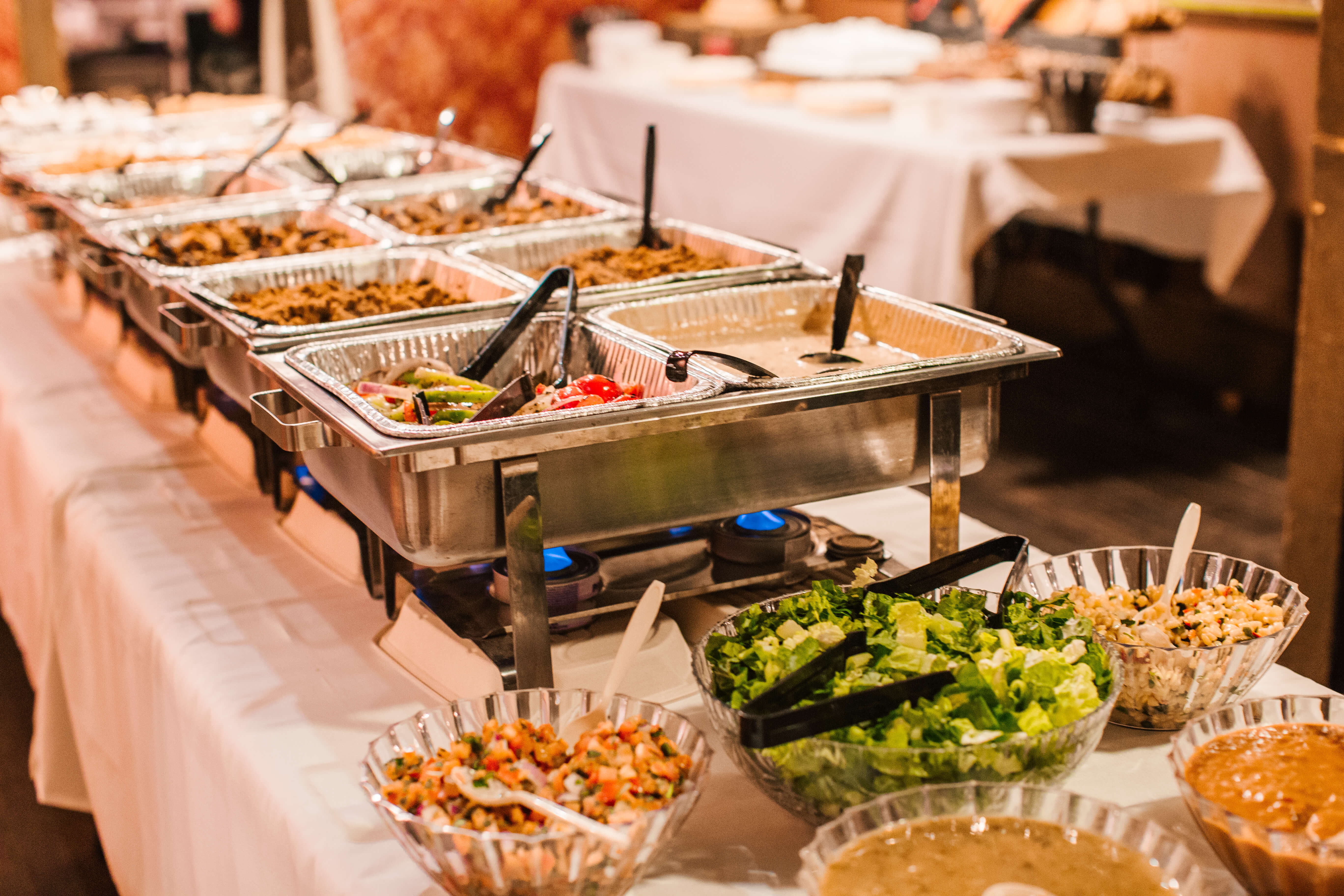 Trends In Wedding Day Buffets That You Need On Your Big Day: QDOBA Catering - Twin Cities Group